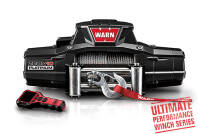 Electric winch - Warn Zeon 10K Platinum (rated line pull: 4536 kg)