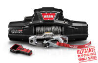 Electric winch - Warn Zeon 10K-S Platinum (rated line pull: 4536 kg)