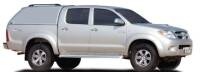 Hard top -  Alpha GSE-02 - Toyota Hilux (2005 - 2011 - 2015)
