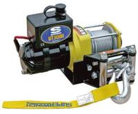 Electric winch - Superwinch UT3000 (rated line pull: 1361 kg)