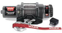Electric winch - Warn Vantage 3000-s (rated line pull: 1361 kg)