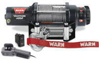 Electric winch - Warn Vantage 4000 (rated line pull: 1814 kg)