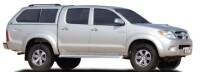 Hard top -  Alpha GSE-01 - Toyota Hilux (2005 - 2011 - 2015)
