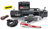 Electric winch - Warn XDC-s (rated line pull: 4310 kg)