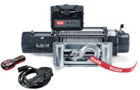 Electric winch - Warn XDC (rated line pull: 4310 kg)