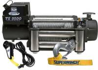 Electric winch - Tiger Shark 9500 (rated line pull: 4309 kg)