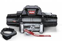 Electric winch - Warn Zeon 12K (rated line pull: 5443 kg)