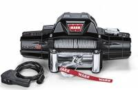 Electric winch - Warn Zeon 10K (rated line pull: 4536 kg)