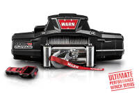 Electric winch - Warn Zeon 12K Platinum (rated line pull: 5443 kg)