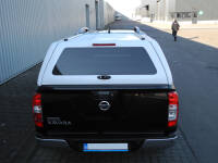 Hard Top - Force Pro - one and half cab - Nissan Navara NP300 (2015 -)