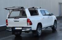 Hard Top - Force Pro - double cab - Toyota Hilux (2015 - 2018 -)