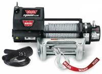 Electric winch - Warn Tabor 12K (rated line pull: 5443 kg)