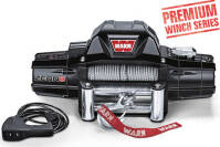 Electric winch - Warn Zeon 8K (rated line pull: 3630 kg)