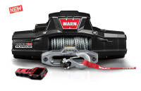 Electric winch - Warn Zeon 12K-S Platinum (rated line pull: 5443 kg)