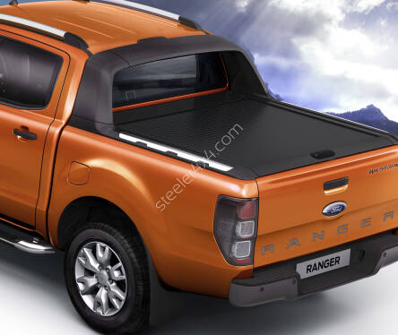 roll cover mountain top double cabin ford ranger wildtrak 2012