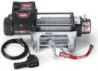 Electric winch - Warn 9.5xp (rated line pull: 4310 kg)