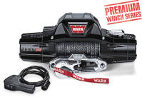 Electric winch - Warn Zeon 8K-S (rated line pull: 3630 kg)
