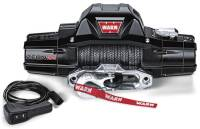 Electric winch - Warn Zeon 10K-S (rated line pull: 4536 kg)