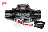 Electric winch - Warn Zeon 12K-S (rated line pull: 5443 kg)