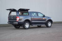 Hard Top - Force Pro - double cab - Ford Ranger (2012 - 2016 -)