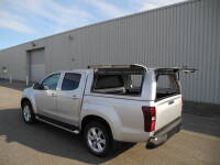 Hard Top - Force Pro - double cab - Isuzu D-Max (2017 -)