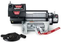 Electric winch - Warn Tabor 10K (rated line pull: 4536 kg)