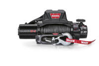 Electric winch - Warn Tabor 10K-S New Generation (rated line pull: 4536 kg)