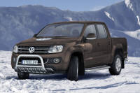 "EC ""A"" bar with cross bar and axle-bar - Volkswagen Amarok (2009 - 2016)"