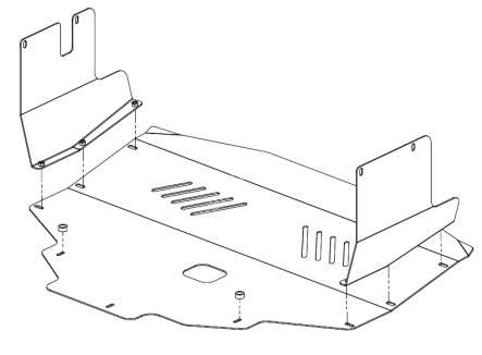 Pleasant Engine Bay And Transmission Case Steel Renault Master 2010 Wiring Digital Resources Bioskbiperorg