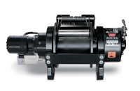 Hydraulic Winch - WARN Series 20XL-LP - Standard Drum, Manual Clutch (Rated Pulling Force: 9072 kg)