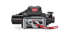 Electric winch - Warn Tabor 8K (rated line pull: 3630 kg)