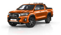 Hard top FULLBOX-SCZ - Toyota Hilux (2015 - 2018 -)