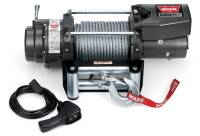 Electric winch - Warn Heavyweight 16.5TI (rated line pull: 7484 kg)