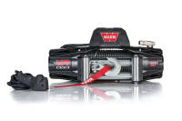 Electric winch - WARN VR EVO 10 (rated line pull: 4536 kg)