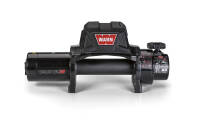 Electric winch without rope and fairlead - Warn Tabor 12K New Generation (rated line pull: 5443 kg)