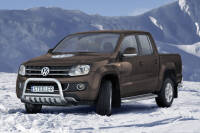 "EC ""A"" bar with cross bar and axle-plate - Volkswagen Amarok (2009 - 2016)"