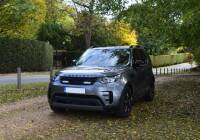Grille Kit - LAZER ST4 Evolution - Land Rover Discovery V (2017 -)