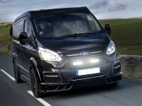 Grille Kit - LAZER TRIPLE-R 750 with Position Light - Ford Transit Custom (2012-)