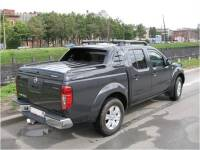 Hard top -  FULLBOX - Nissan Navara (2005 - 2010)