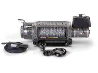 Electric winch - WARN Series 12-S Pro - 12V DC (Rated Pulling Force: 5443 kgf)