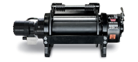 Hydraulic Winch - WARN Series 30XL-LP - Long Drum, Manual Clutch (Rated Pulling Force: 13608 kg)