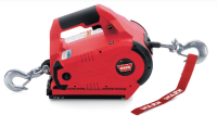 Electric winch - WARN PullzAll Cordless (rated line pull: 454 kg)