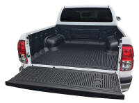 Bedliner - under rail - Toyota Hilux (2015 - 2018 -)