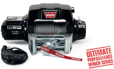 Electric winch - WARN 9.5cti (Stärke: 4310 kg)