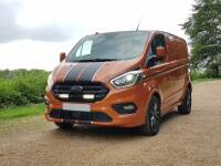Grille Kit - LAZER TRIPLE-R 750 with Position Light - Ford Transit Custom (2018-)