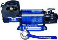 Electric winch - Talon 9.5 SR (rated line pull: 4309 kg)