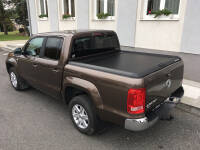 Roll-cover (MT) - double cabin - black - Volkswagen Amarok (2009 - 2016 -)