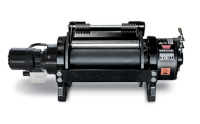 Hydraulic Winch - WARN Series 20XL-LP - Long Drum, Manual Clutch (Rated Pulling Force: 9072 kg)