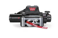 Electric winch - Warn Tabor 12K New Generation (rated line pull: 5443 kg)