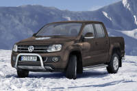 "EC ""A"" bar without cross bar - Volkswagen Amarok (2009 - 2016)"